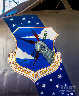 Strategic Air Command Poster by Jon Burch Photography