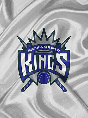 Sacramento Kings Poster by Afterdarkness