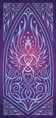Sacred Feminine Poster by Cristina McAllister