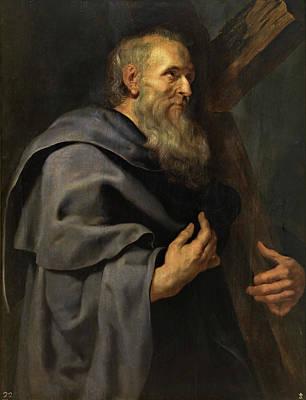 Saint Philip Poster by Peter Paul Rubens