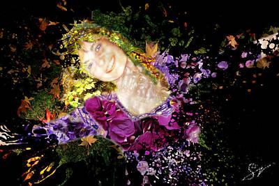 Sanja Dances Poster by Sora Neva