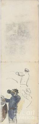 Sargent  Sailor Poster by John Singer