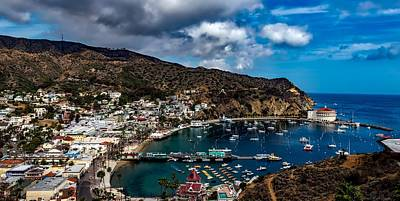 Scenic Catalina Island Poster by Mountain Dreams