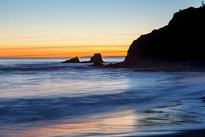 Seal Rock Serenity Poster by Kelley King