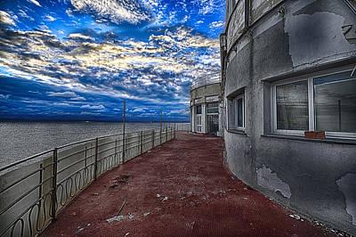 Seascape Atmosphere - Atmosfera Di Mare Poster by Enrico Pelos