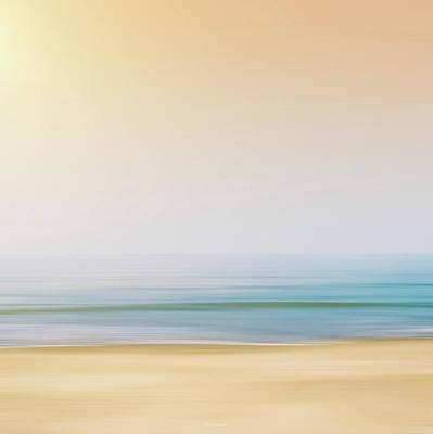 Seashore Poster by Wim Lanclus
