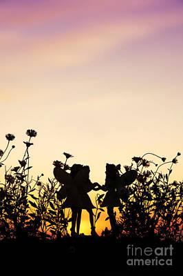 Secret Sunrise Poster by Tim Gainey