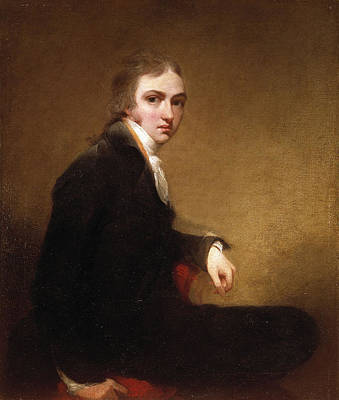 Self Portrait Poster by Thomas Lawrence
