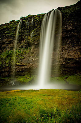 Seljalandsfoss Iceland Poster by Mirra Photography
