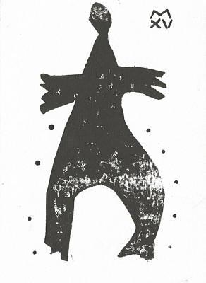 Shadows No. 2  Poster by Mark M  Mellon