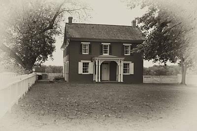 Sherfy Farmhouse Poster by Hugh Smith