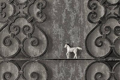 Silver Nostalgia Poster by Jeff  Gettis