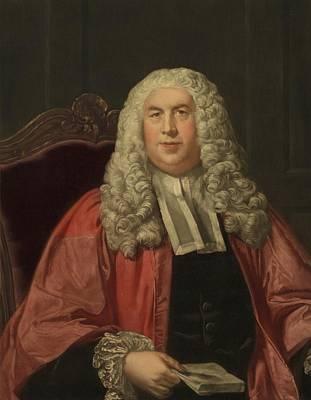 Sir William Blackstone 1723-1780 Poster by Everett