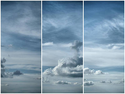 Skyscape Two Poster by Tom Druin