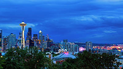 Sleepless In Seattle Poster by Stephen Stookey