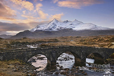 Sligachan Bridge Poster by Rod McLean