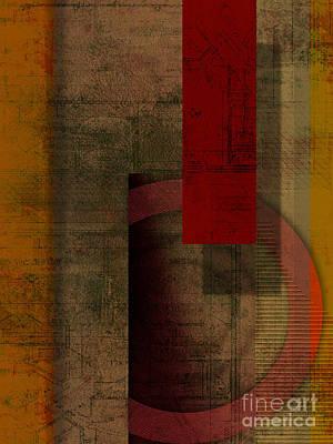 Slit Poster by Bedros Awak