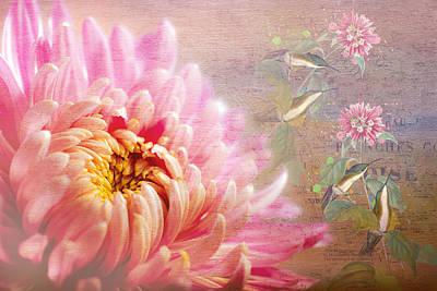 Songs Of Spring Poster by Georgiana Romanovna