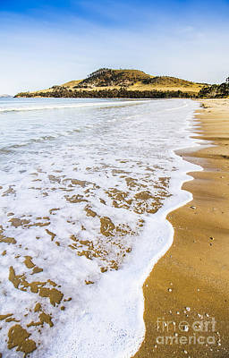 Southern Tasmania Beaches Poster by Jorgo Photography - Wall Art Gallery