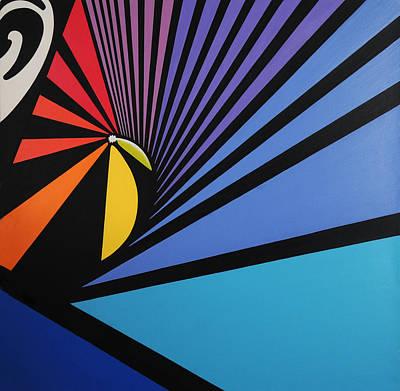 Spiral Poster by Rene Kronlage