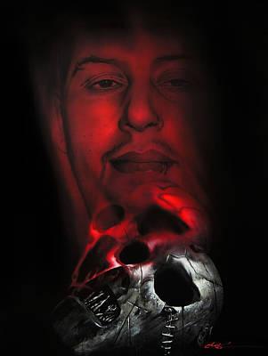 Slipknot - 'spirit #2 Remains' Poster by Christian Chapman Art