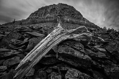 Spirit Mountain Poster by Jakub Sisak