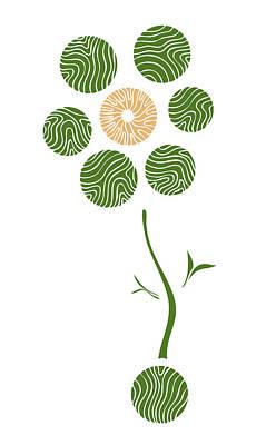 Spring Flower Poster by Frank Tschakert