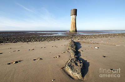 Spurn Head Poster by Stephen Smith