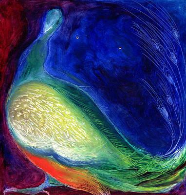 Starlight Poster by Nancy Moniz