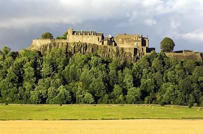 Stirling Castle, Scotland, Uk Poster by Duncan Shaw