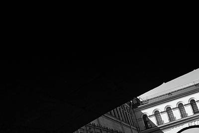 St.petersburg  #7783 Poster by Andrey Godyaykin