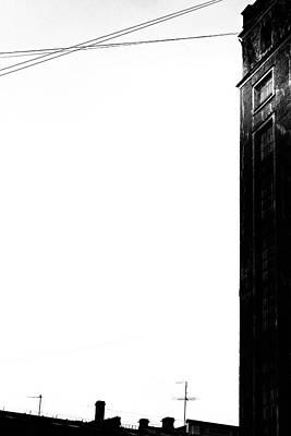 St.petersburg #8250 Poster by Andrey Godyaykin