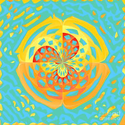 Summer Colors Poster by Gaspar Avila