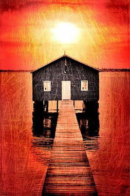 Sun Scars Poster by Az Jackson