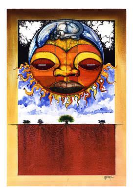 Sunrise Poster by Anthony Burks Sr