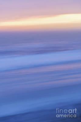 Sunrise Atlantic 1 Poster by Elena Elisseeva