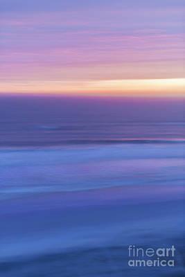 Sunrise Atlantic 3 Poster by Elena Elisseeva