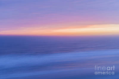 Sunrise Atlantic 4 Poster by Elena Elisseeva