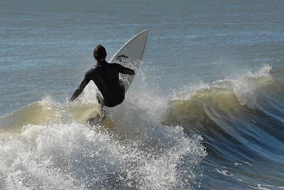 Surfing 34 Poster by Joyce StJames