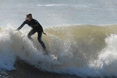 Surfing 35 Poster by Joyce StJames