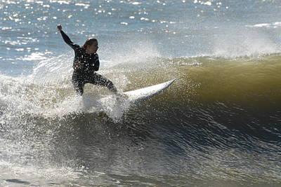 Surfing 37 Poster by Joyce StJames