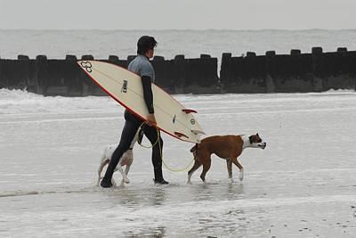 Surfing 39 Poster by Joyce StJames