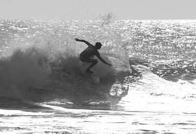 Surfing 41 Poster by Joyce StJames