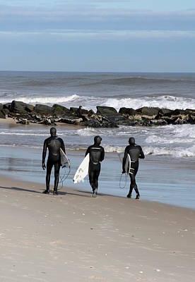 Surfing 47 Poster by Joyce StJames