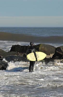 Surfing 50 Poster by Joyce StJames