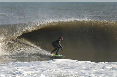 Surfing 51 Poster by Joyce StJames