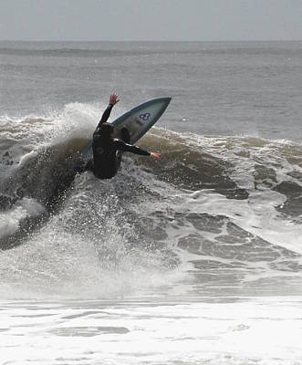 Surfing 52 Poster by Joyce StJames