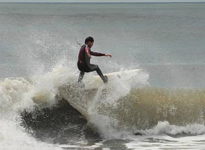 Surfing 53 Poster by Joyce StJames
