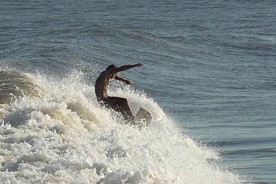Surfing 54 Poster by Joyce StJames