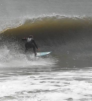 Surfing 55 Poster by Joyce StJames